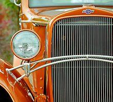 Orange Ride by imagewerks