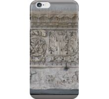 FLORAL RELIEF iPhone Case/Skin