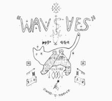 Wavves One Piece - Short Sleeve