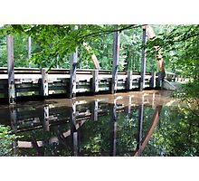 Bunch Of Walnuts Road Bridge. Photographic Print