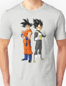Goku and Vegeta [Resurrection F] T-Shirt