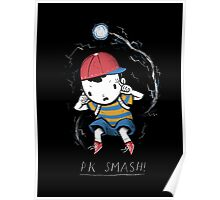 PK smash Poster