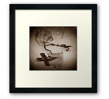Married to God Framed Print
