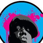 THE NOTORIOUS BIGGIE SMALLS by bluebaby