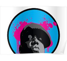 THE NOTORIOUS BIGGIE SMALLS Poster
