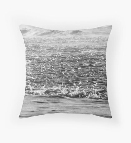Froth 2 Throw Pillow
