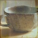 Old teacup by YTYT