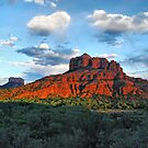 Cathedral Rock by Barbara Manis