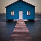 Crawley Boatshed by sixfootfour