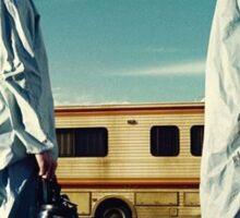 WALTER WHITE AND JESSE PINKMAN | BREAKING BAD Sticker