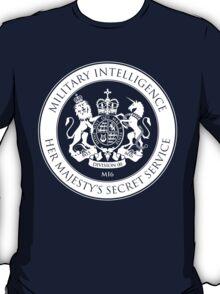 Secret Service Crest T-Shirt