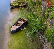 Rowing Boat by Geoff Carpenter