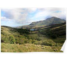 Connemara countryside Poster