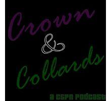 Crown & Collards show logo Photographic Print