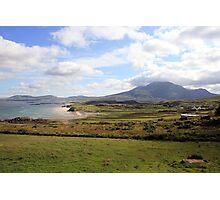 Connemara coastline Photographic Print