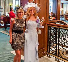 Glamarous at the Sheraton Hotel Edinburgh by DonDavisUK