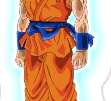 God Goku [Resurrection F] Sticker