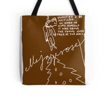 Holiday Bitterments Calendar Cover Tote Bag