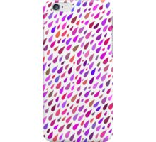 Rainy Day Pattern iPhone Case/Skin