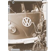 Old dragster iPad Case/Skin