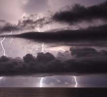 Lightning - Triple Strike by Samantha McPhee