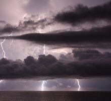 Lightning - Triple Strike by Samantha McPhee