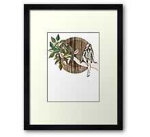 Natural Habitat Framed Print