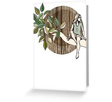 Natural Habitat Greeting Card