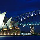 The Bridge by Skye24Blue