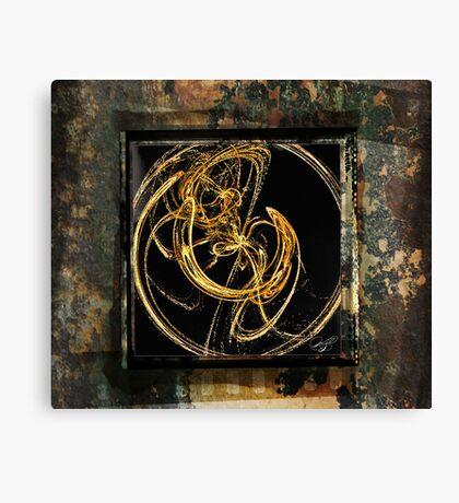 Spherical Dreamscape Canvas Print
