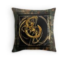 Spherical Dreamscape Throw Pillow