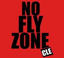 Cleveland Gladiators  - No FLY ZONE - CLE T-Shirt