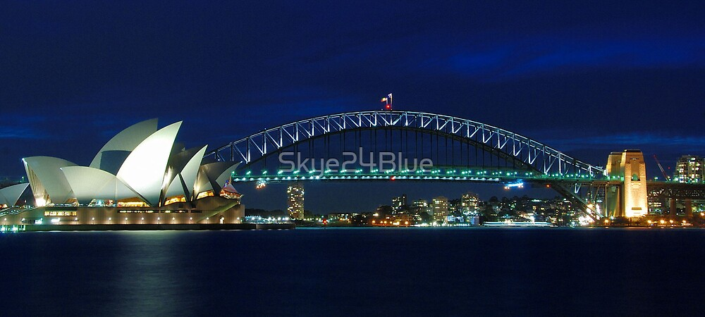 Quintessentially Sydney! by Skye24Blue