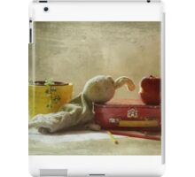 Precious lovey iPad Case/Skin