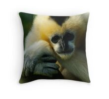 You Blink First Throw Pillow