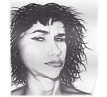 PJ Harvey... Uh Huh Her Poster