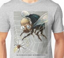 Spider and the fly Unisex T-Shirt
