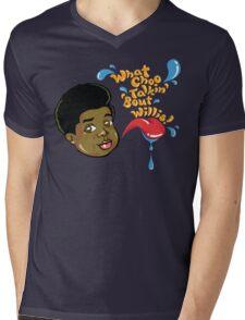 What Choo Talkin' 'Bout Willis! Mens V-Neck T-Shirt