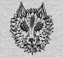 Wolf, Symbol Of Loyalty And Strength by nitty-gritty