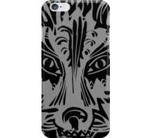 Wolf, Symbol Of Loyalty And Strength iPhone Case/Skin