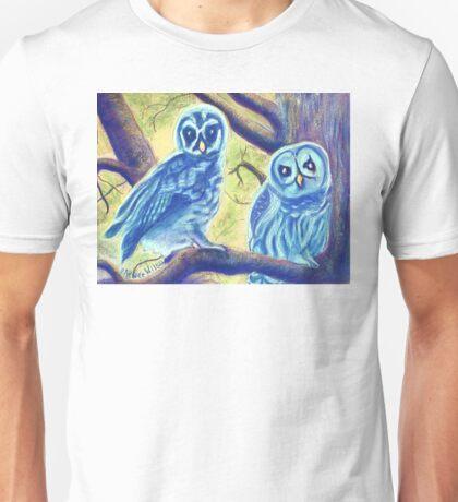 Athena's Owlets Unisex T-Shirt