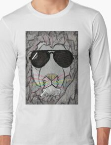 Lion cool  Long Sleeve T-Shirt