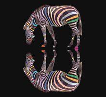 Rainbow Zebras T-Shirt Unisex T-Shirt