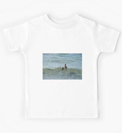 Surfing Ducks Kids Tee