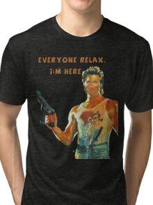 Jack Burton Relax Tri-blend T-Shirt