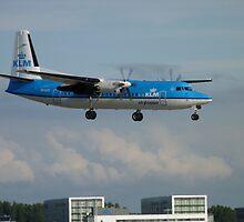 KLM Cityhopper PH-KVI Schiphol Amsterdam The Netherlands by DutchLumix