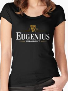 Eugenius Draught (New) Women's Fitted Scoop T-Shirt