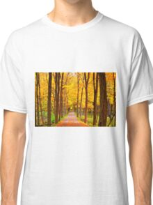 Full Flavor of Fall Classic T-Shirt