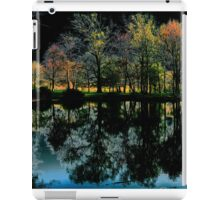 #303         Experimental Reflections iPad Case/Skin