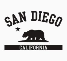 San Diego by th-shirts